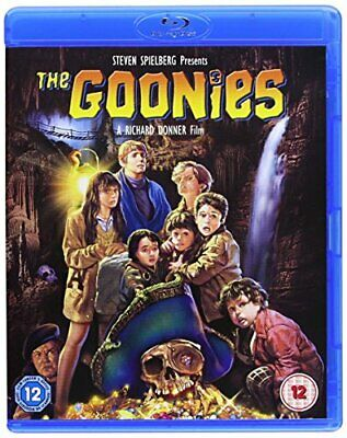 The Goonies [Blu-ray] [1985] [Region Free] - DVD  LUVG The Cheap Fast Free Post