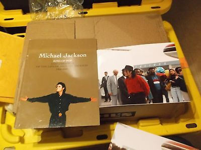 Michael Jackson's Funeral Program ** BEWARE OF FAKES WITH RARE 8 X 10 PHOTO*WOW