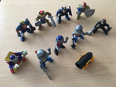 FISHER PRICE GREAT ADVENTURES KNIGHT, Mattel Wizard.canon.Imaginext Knights