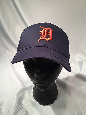 Dave Rozema Autograph Signed Detroit Tigers Official Baseball Cap