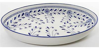 Poultry Platter in Blue and White [ID 3484601]