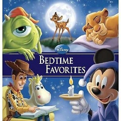 Disney Bedtime Favorites by Hardcover Book (English)