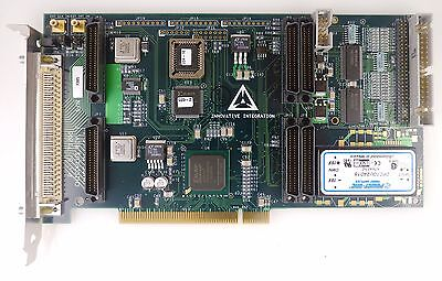 Innovative Integration Chicoplus PCI Card with AD40-64K A/D Converter Module