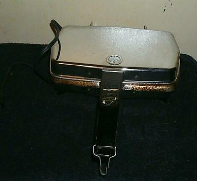 Vintage Palmer Pizzelle Iron In Good Used Condition