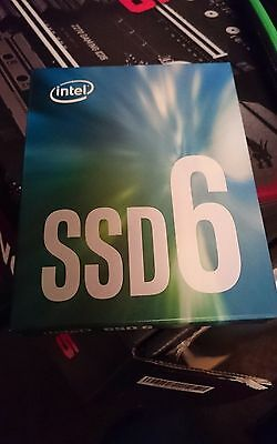 NEW Intel 600p Series 256GB M.2-2280 SSD Solid State Drive FACTORY SEALED