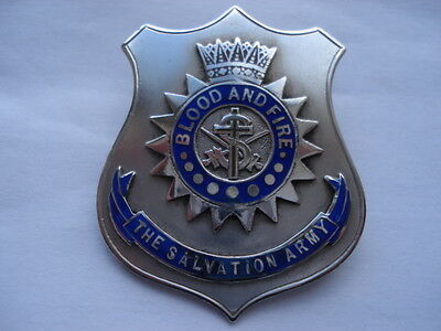 1904 The Salvation Army Silver & Enamel Pin Badge