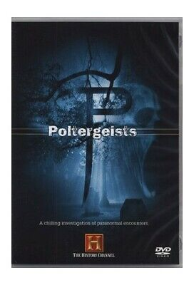 The Unexplained - Poltergeists - A Chilling Investigation of Para... - DVD  NQVG