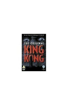 King Kong [DVD] [1933] - DVD  FIVG The Cheap Fast Free Post