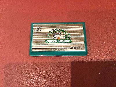 Green House Game And Watch Nintendo