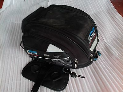 Oxford Motorcycle Hump back Tail pack Humpback Tailpack Waterproof Luggage.