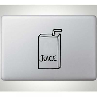 "Decal Laptop Sticker Cover Juice Bag for MacBook Air/Pro 11"" 12"" 13"" 15"" 17"""