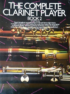 The Complete Clarinet Player Book 2 Paul Harvey