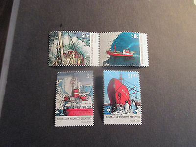 1--2003   Aat  Ships --4    Stamps    F/s  -Mint --Mnh--A1