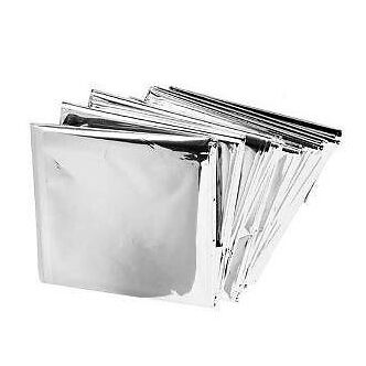 Emergency Mylar Thermal Blankets 20pcs S3I4
