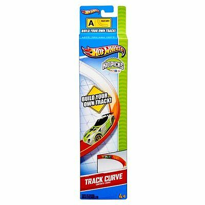 Hot Wheels Kidpicks Curved Track Toy Play Hours Of Fun New UK SELLER