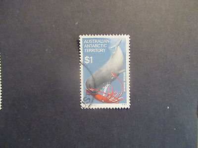 3---1973  Aat  Food  Chain --  $1  Stamp  Value --  --Used  ----A1