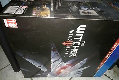 the witcher 3 collector edition ps4