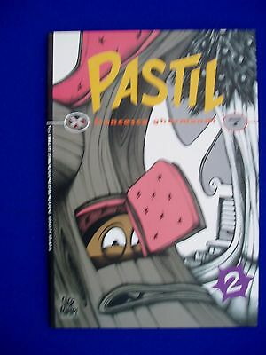 No Words 4 Pastil 2. Francesca Ghermandi.1st edition. new. story with no words.