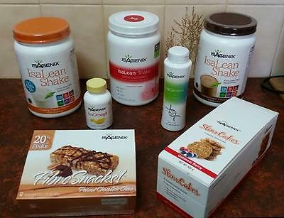 Isagenix Shake Meal Replacement & Vitamin Pak
