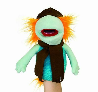 Manhattan Toy Fraggle Rock Boober Hand Puppet Soft Perfect New UK SELLER