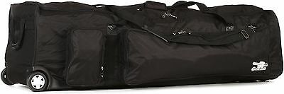 Humes AND Berg DS542TP 45X14X12-Inches Drum Seeker Drum Hardware Bag Tilt-n-Pull