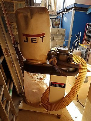 JET Dust Extractor DC-1000 240v