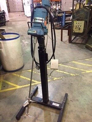 CHEMINEER 2X Mixer Agitator 1/4 HP MOTOR 220/440 3PH  sell all or motor drive