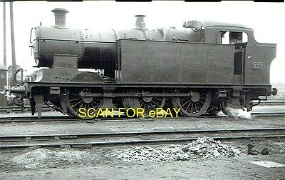 Railway Photo GWR (ex-Taff Vale Rly A Class) 062T No 377 at Barry mpd 1938