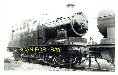 Railway Photo GWR (ex-Taff Vale Rly A Class) 062T No 379 at Unknown Location