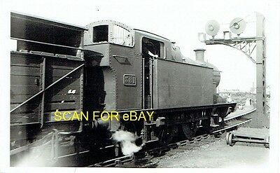 Railway Photo GWR (ex-Taff Vale Rly A Class) 062T No 381 at Cardiff General