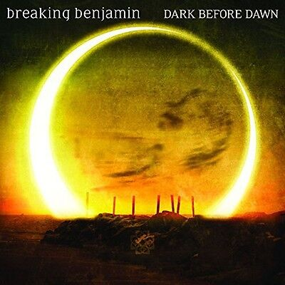 Breaking Benjamin - Dark Before Dawn [New CD] UK - Import