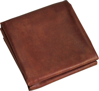 Cuestix 8' Fitted Heavy Duty Table Cover Brown