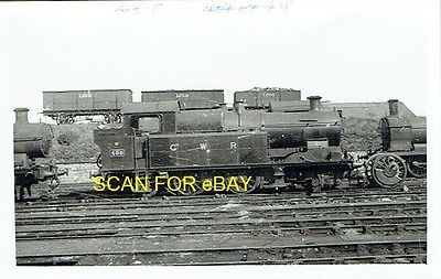 Railway Photo GWR (ex-Taff Vale Rly O4 Class) 062T No 409 at Barry mpd