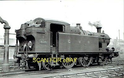 Railway Photo GWR (ex-Taff Vale Rly A Class) 062T No 439 at Barry mpd