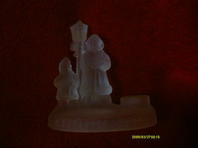 Centurion Collection  Christmas Village Candle Holder