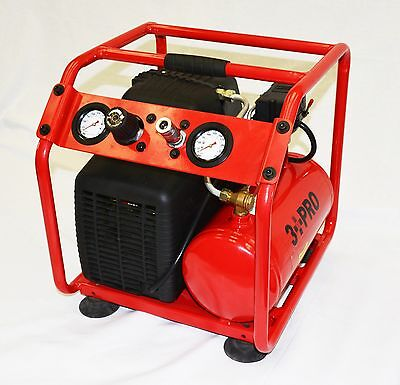 3PRO 1.6 Gallon 125 PSI OilFree Portable 120V NEW Electric Air Compressor 2.9CFM
