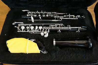 YAMAHA YOB-211 OBOE w/ CASE ~ EXCELLENT CONDITION! WOW!