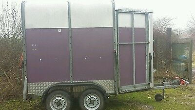 Ifor williams 505r horse trailer**OPEN TO SENSIBLE OFFERS**