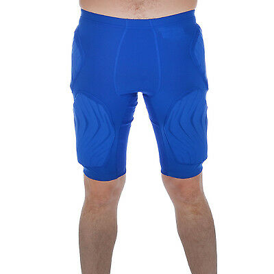 adidas Performance Mens Compression Protective Padded Shorts - 2XT