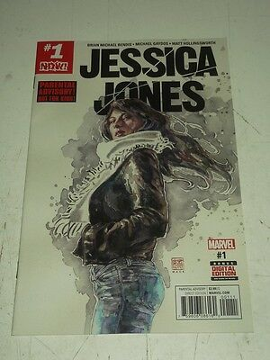Jessica Jones #1 Marvel Comics Nm (9.4)