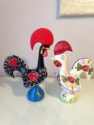 Rooster/chicken/ Hen Ornament. X2