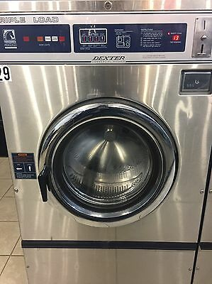 Dexter Triple Load Washer Coin Laundry Laundromat