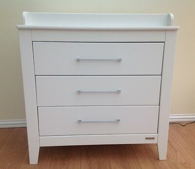 Mamas and Papas Coastline Baby Changing Unit With Drawers