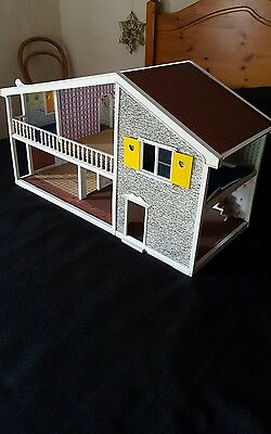 Vintage Lundby House Dolls House 1970's Retro