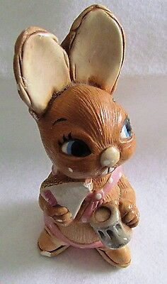 "Pendelfin ""Muncher"" Rabbit Ornament"
