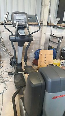 Life Fitness 95X Engage Commercial Cross Trainer serviced
