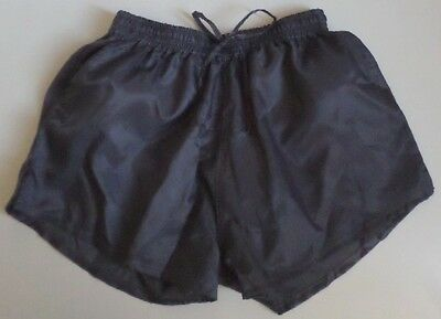 Short polyamide gris 2 poches taille M