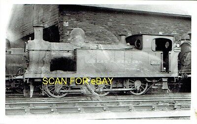 Railway Photo GWR (ex-Barry Rly A Class) 060T No 702 at Unknown Location