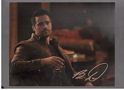 AGENTS OF SHIELD Actor Brett Dalton Signed Photo 8x10 COA 1 - $49 99