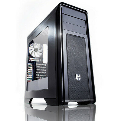 Gamer PC Intel Core i7-7700 16GB 1TB GTX1070 8GB